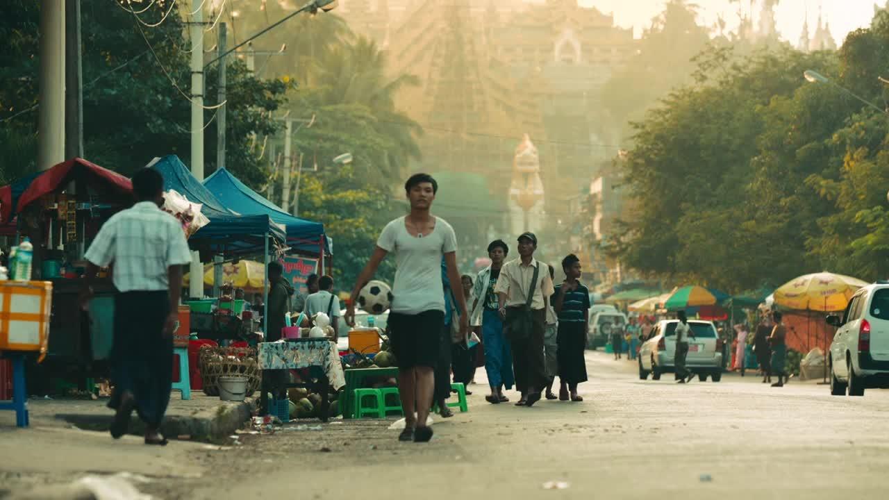 Myanmar*