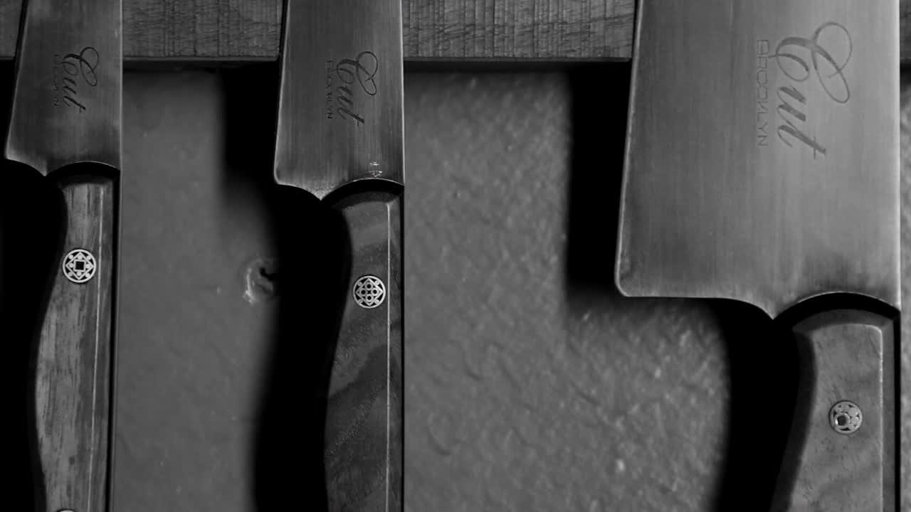 No 2: The Knife Maker*
