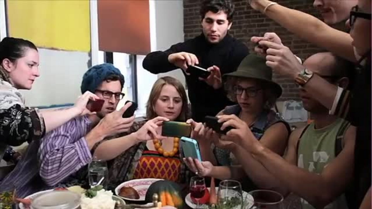 Hipster Thanksgiving