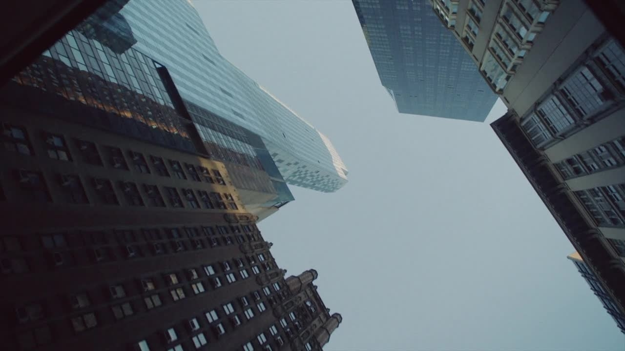 City Evocation: The Shape of N.Y.